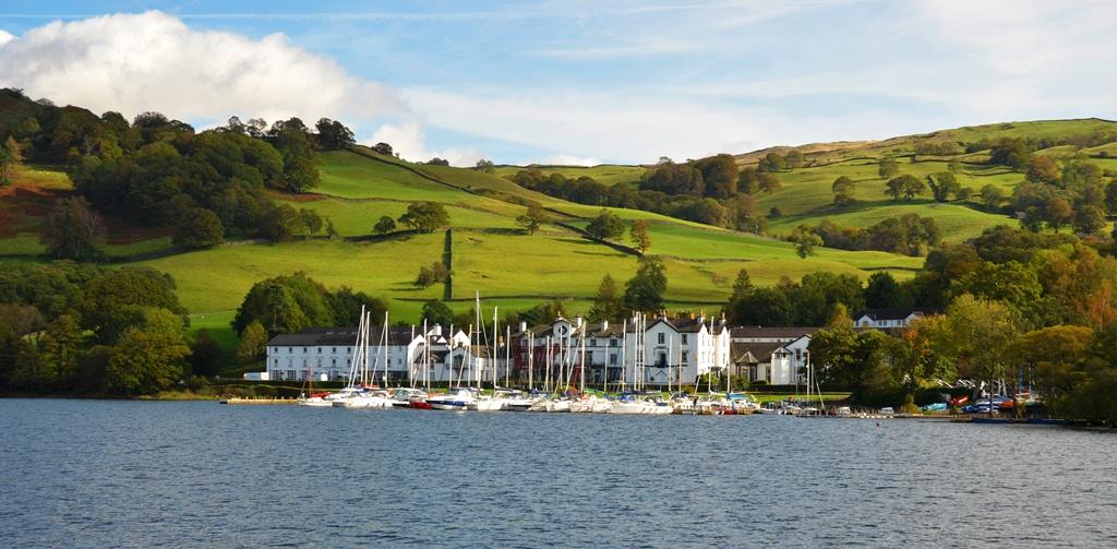 Scenic  Beauty  –  Windermere,  United  Kingdom