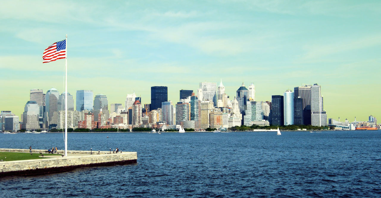 Downtown –  New  York,   America