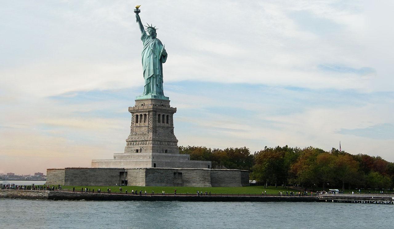 Statue  of  Liberty  –  New  York,  USA