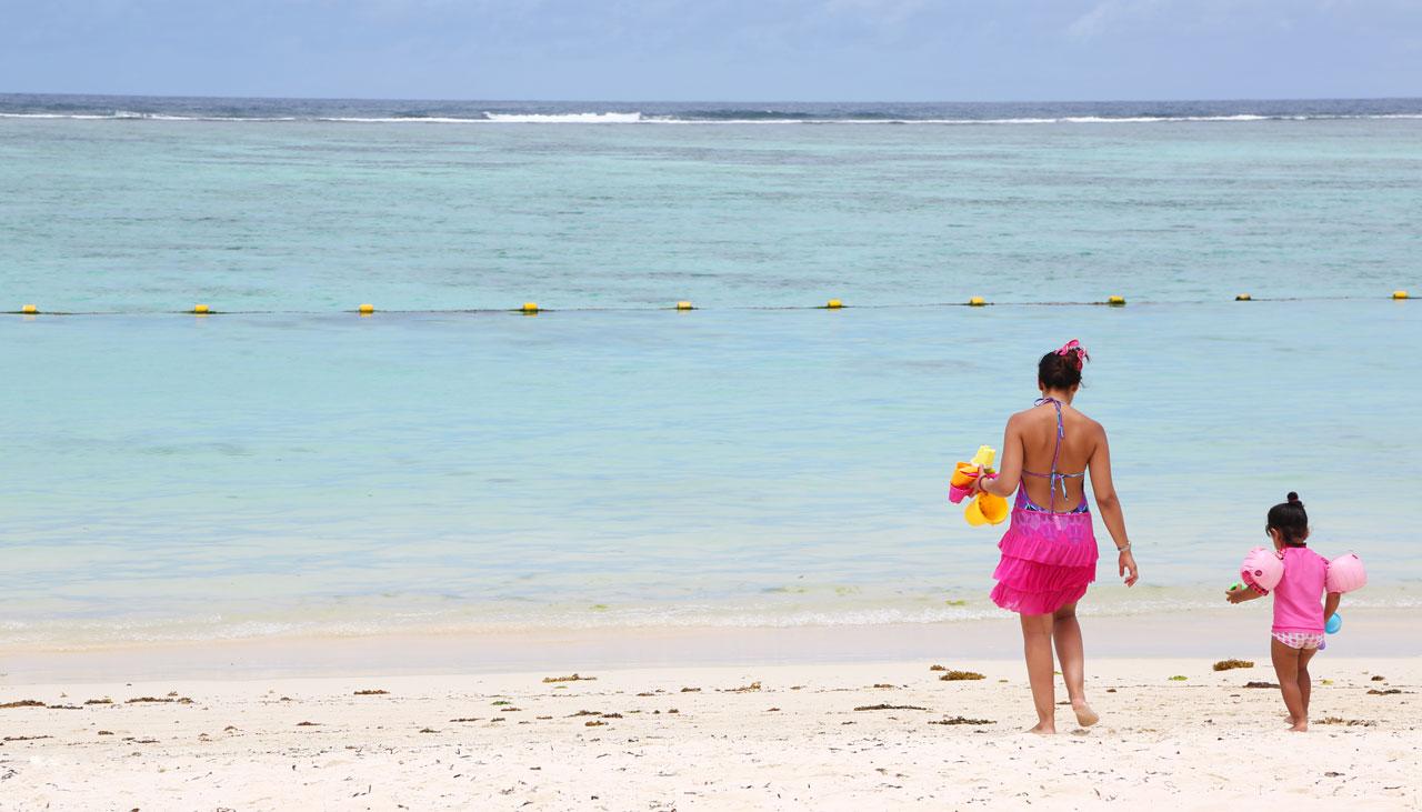 Beauty   of   Mauritius