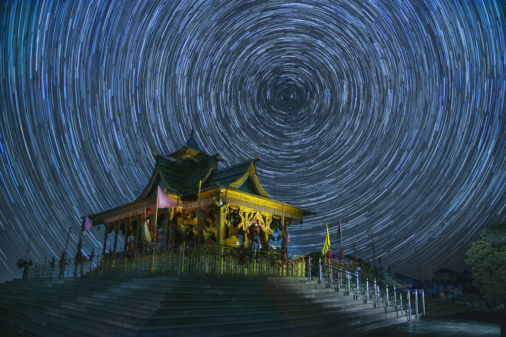A Divine Starry Night @ Hatu – HP , India